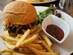Burger N Chaap Cafe